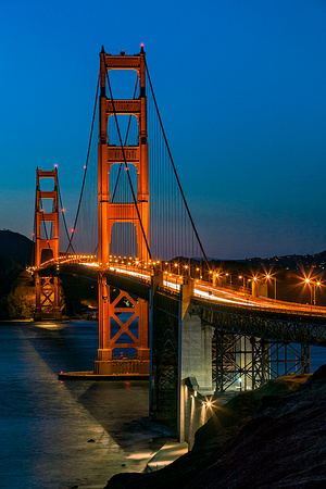 Golden Gate Bridge #1, San Francisco, CA